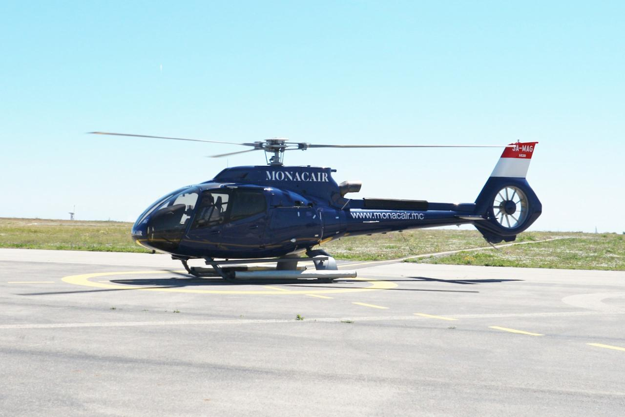 "<p>If you want to travel in style, you can book a helicopter transfer from Nice Airport to Monaco with <a rel=""nofollow"" href=""https://www.monacair.mc/en/"">Monacair</a>. You can buy your own private flight or just buy a seat on a shared trip on their regular line. It's not as expensive as you might think – around 150 Euros per seat, one way, on their regular line. It is a truly breathtaking experience as the views of the coast and the Mediterranean Sea are outstanding. </p>"