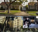 <p>The freaky doll did her evil deeds in a few Southern California locations in this 2014 spinoff of 'The Conjuring.' Among them were two houses in Santa Monica and a Pasadena apartment (all pictured). </p>
