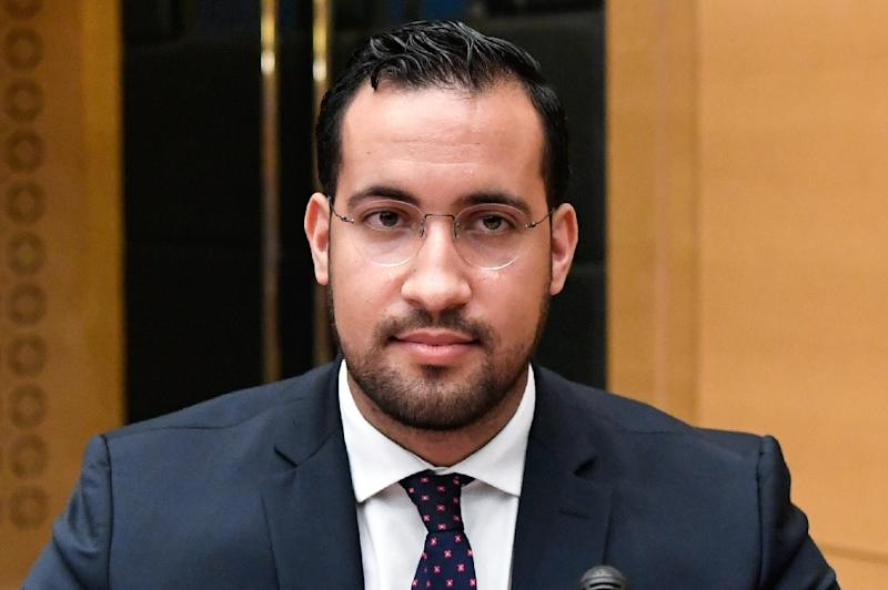 Alexandre Benalla is already facing criminal proceedings over allegations that he roughed up protestors during a May Day demonstration