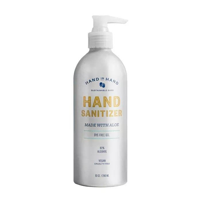 <p>Made with 62 percent ethyl alcohol, the sweet-smelling <span>10 oz. Hand in Hand Grapefruit Hand Sanitizer</span> ($7) is both vegan and cruelty-free.</p>