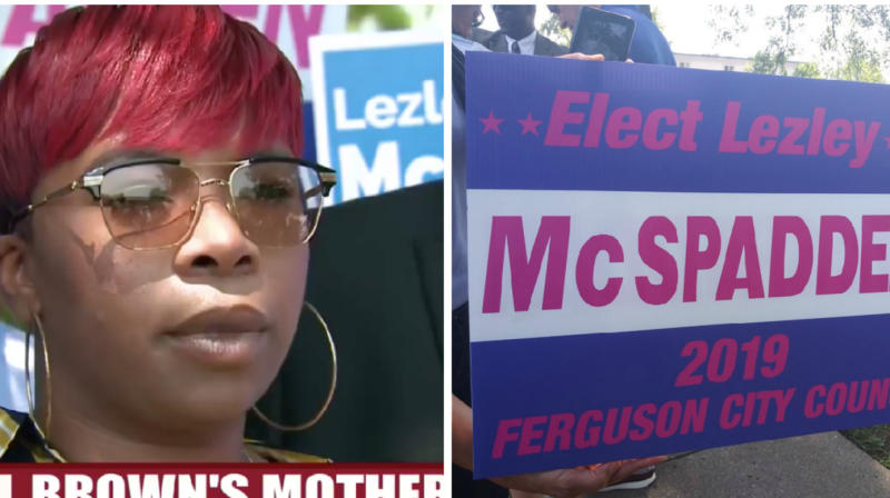 Lezley McSpadden, Michael Brown's Mother, Makes City Council Run Official