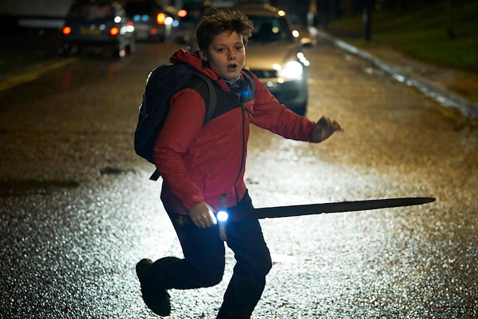Louis Ashbourne Serkis aka The Kid Who Would Be King (20th Century Fox)