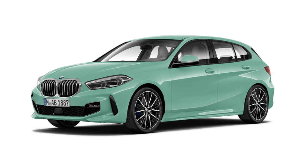 BMW Individual Paint