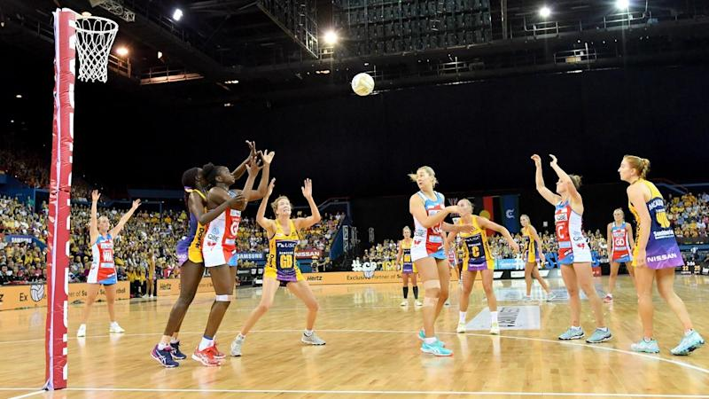 SUPER NETBALL FINAL LIGHTNING SWIFTS