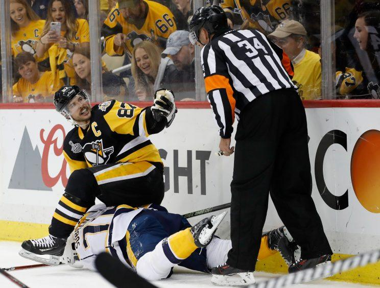 Image result for Sidney Crosby Angry