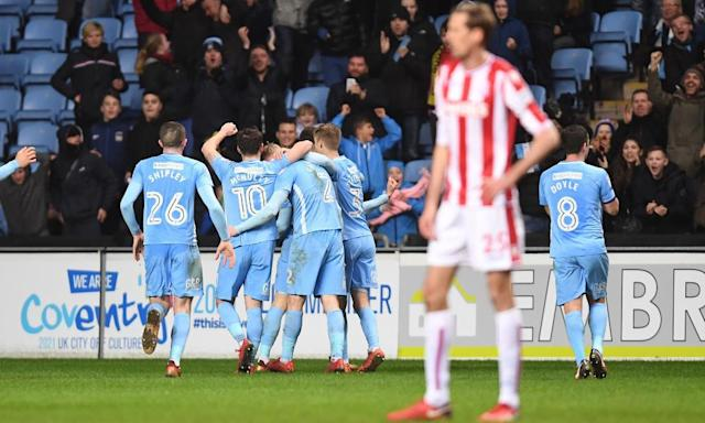 Forest, Coventry and Merseyside derby breathe life back into FA Cup | Sean Ingle