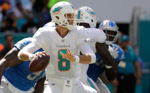 <span>Brock Osweiler is the starter in Miami for at least the next couple of weeks</span> <span>Credit: (AP Photo/Lynne Sladky) </span>