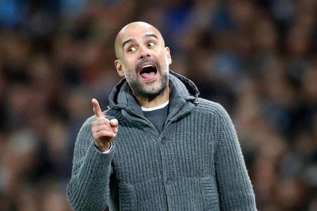 Man City boss Pep Guardiola brilliantly corrects reporter over first domestic treble claim