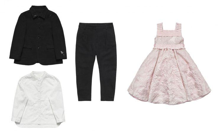 H&M Kids Sustainable Suit and Dress
