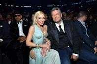 """<p>A source told PEOPLE, """"They're still madly in love and beyond inseparable,"""" the source revealed in November 2019. """"Blake has wanted to take his time with marriage, but he is absolutely committed to Gwen. They both feel they've found their true partner in life and plan to be together forever.""""</p>"""