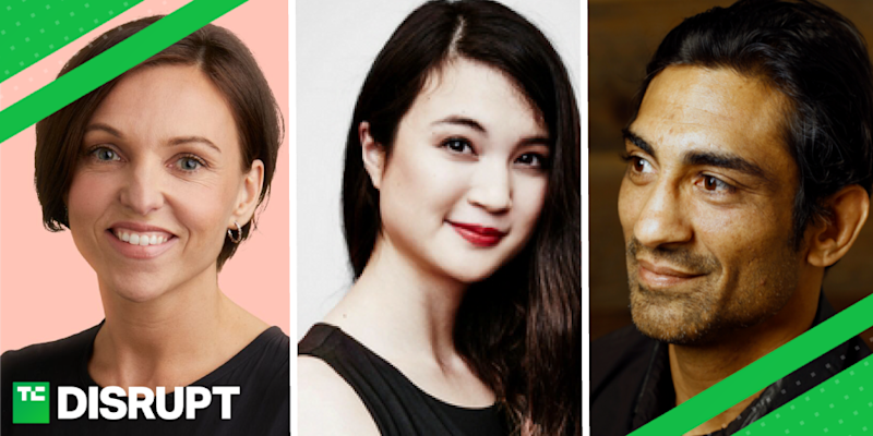 Catch these biotech investors speaking at Disrupt SF (Sept. 5-7)