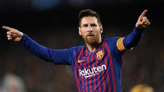 Barcelona star Lionel Messi reclaimed outright ownership of the record for Ballon d'Or wins following Monday's presentation in Paris.