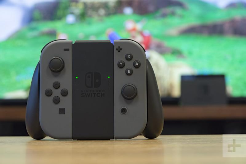 Astro and Nintendo partner to make special Switch headset