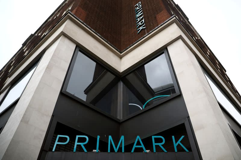 Primark rejects 30-million-pound UK bonus for bringing back staff