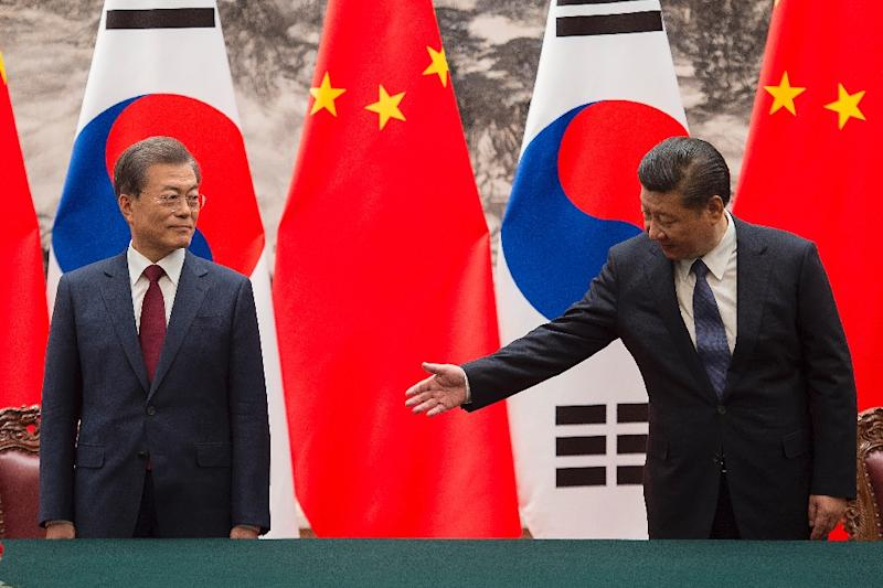 China, ROK to enhance communication on promoting peace