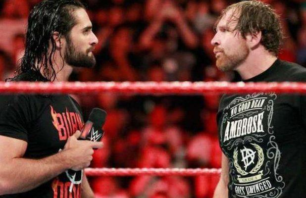 Seth Rollins Says It Was 'a Little Presumptuous' for Dean Ambrose to 'Talk Down' About WWE (Audio)