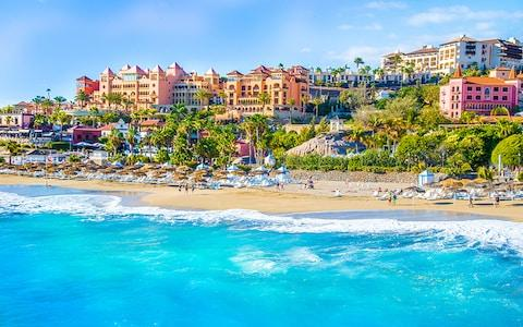 El Duque beach in Costa Adeje - Credit: ©Balate Dorin - stock.adobe.com