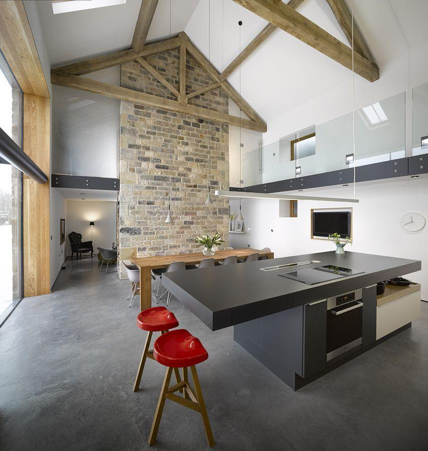 """<p>Since setting up his studio in 2005, Neil Dawson has demonstrated his all-round expertise on a wide spectrum of projects, ranging from the conversion of a 16th-century barn (pictured) to a new-build with an impressive rooftop balcony.</p><p><strong>They say </strong>'Whether a superhome or simple barn conversion, the same attention to detail is expended on all projects. Rather than a predetermined house style, each is approached with a fresh slate.' <a href=""""https://www.snookarchitects.com/"""" rel=""""nofollow noopener"""" target=""""_blank"""" data-ylk=""""slk:snookarchitects.com"""" class=""""link rapid-noclick-resp"""">snookarchitects.com</a></p>"""