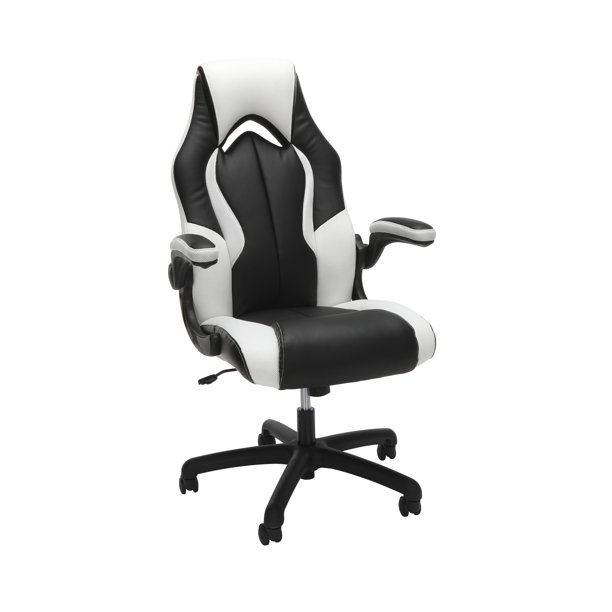 """<h2>OFM High-Back Racing Style Gaming Chair</h2><br><strong>Best For: Non-Gamers Who Want Serious Support</strong><br>If you want gamer-level body support but without the game style, let this mom-approved option serve you — it comes crafted with a high-back, ergonomic racing frame made from durable and padded bonded leather.<br><br><strong>The Hype: </strong>4.5 out of 5 stars and 1,220 reviews on <a href=""""https://www.walmart.com/ip/OFM-Essentials-Collection-High-Back-Racing-Style-Bonded-Leather-Gaming-Chair-in-Gray-ESS-3086-GRY/462570303"""" rel=""""nofollow noopener"""" target=""""_blank"""" data-ylk=""""slk:Walmart"""" class=""""link rapid-noclick-resp"""">Walmart</a><br><br><strong>Comfy Butts Say: </strong>""""I really wanted this chair a couple of years ago but did not have a home office that I really needed it for. My oldest son ended up buying it on sale for himself last year and it is still going strong (he uses it a LOT). We ended up getting the same chair for our other kids and my husband and I — since we are now working from home. Plus, with all the color options we each have our own color so nobody can say so-and-so took my chair. (Yes, we have kids! LOL!) As a note, I have severe back problems in my lower back and I can sit in this chair for 8-10 hours a day with no problem. :)""""<br><br><strong>OFM Essentials Collection</strong> High-Back Racing Style Bonded Leather Gaming Chair, $, available at <a href=""""https://go.skimresources.com/?id=30283X879131&url=https%3A%2F%2Ffave.co%2F34dGcRE"""" rel=""""nofollow noopener"""" target=""""_blank"""" data-ylk=""""slk:Walmart"""" class=""""link rapid-noclick-resp"""">Walmart</a>"""
