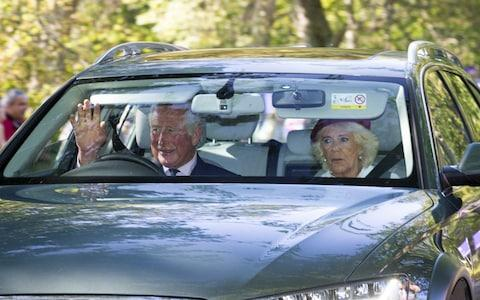 The Prince of Wales and Duchess of Cornwall - Credit: Duncan McGlynn