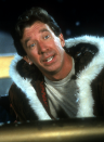 """<p>Needless to say, the '90s were HUGE for Tim Allen. Apart from playing jolly old Saint Nick in <em><a href=""""https://www.amazon.com/Santa-Clause-Tim-Allen/dp/B003QSI7X0/ref=sr_1_1?ie=UTF8&qid=1543957461&sr=8-1&keywords=the+santa+clause&tag=syn-yahoo-20&ascsubtag=%5Bartid%7C10055.g.25397689%5Bsrc%7Cyahoo-us"""" rel=""""nofollow noopener"""" target=""""_blank"""" data-ylk=""""slk:The Santa Clause"""" class=""""link rapid-noclick-resp"""">The Santa Clause</a></em>, the actor was already known for being Buzz Lightyear in <em><a href=""""https://www.amazon.com/Toy-Story-Tim-Allen/dp/B0094KTAEY/ref=sr_1_1?s=instant-video&ie=UTF8&qid=1543957579&sr=1-1&keywords=toy+story&tag=syn-yahoo-20&ascsubtag=%5Bartid%7C10055.g.25397689%5Bsrc%7Cyahoo-us"""" rel=""""nofollow noopener"""" target=""""_blank"""" data-ylk=""""slk:Toy Story"""" class=""""link rapid-noclick-resp"""">Toy Story</a> </em>and Tim Taylor in <em><a href=""""https://www.amazon.com/Pilot/dp/B00J1SRI0W/ref=sr_1_1?s=instant-video&ie=UTF8&qid=1543957609&sr=1-1&keywords=home+improvement&tag=syn-yahoo-20&ascsubtag=%5Bartid%7C10055.g.25397689%5Bsrc%7Cyahoo-us"""" rel=""""nofollow noopener"""" target=""""_blank"""" data-ylk=""""slk:Home Improvement"""" class=""""link rapid-noclick-resp"""">Home Improvement</a>. </em>In between filming <a href=""""https://www.amazon.com/dp/B005BW8MP2?ref=sr_1_1_acs_kn_imdb_pa_dp&qid=1543957628&sr=1-1-acs&autoplay=0&tag=syn-yahoo-20&ascsubtag=%5Bartid%7C10055.g.25397689%5Bsrc%7Cyahoo-us"""" rel=""""nofollow noopener"""" target=""""_blank"""" data-ylk=""""slk:the second"""" class=""""link rapid-noclick-resp"""">the second</a> and <a href=""""https://www.amazon.com/dp/B006OG45P0?ref=sr_1_1_acs_kn_imdb_pa_dp&qid=1543957642&sr=1-1-acs&autoplay=0&tag=syn-yahoo-20&ascsubtag=%5Bartid%7C10055.g.25397689%5Bsrc%7Cyahoo-us"""" rel=""""nofollow noopener"""" target=""""_blank"""" data-ylk=""""slk:third Santa Clause"""" class=""""link rapid-noclick-resp"""">third <em>Santa Clause</em></a> movies, Tim also starred in <em>These Guys</em>, <em><a href=""""https://www.amazon.com/dp/B004L47ZFO?ref=sr_1_1_acs_kn_imdb_pa_dp&qid=1543957690&sr=1-1-acs&autoplay="""