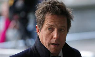 Hugh Grant Gets 'Substantial Sum' Over Hacking
