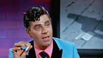 <p>Jerry Lewis, 16 March 1926 – 20 August 2017<br>Best known for: The Nutty Professor, The Bellboy </p>