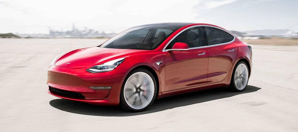 Elon Musk's Tesla Model 3 is the least expensive Tesla — but is it affordable?