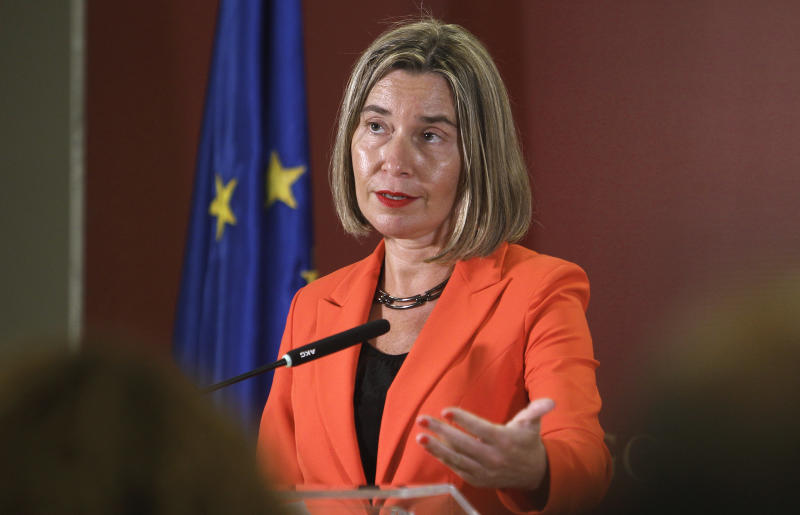 EU foreign policy hails Western Balkan efforts at membership