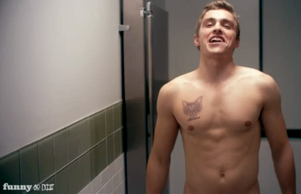 Dave Franco Gets Naked in New H-O-R-S-E Game for Funny