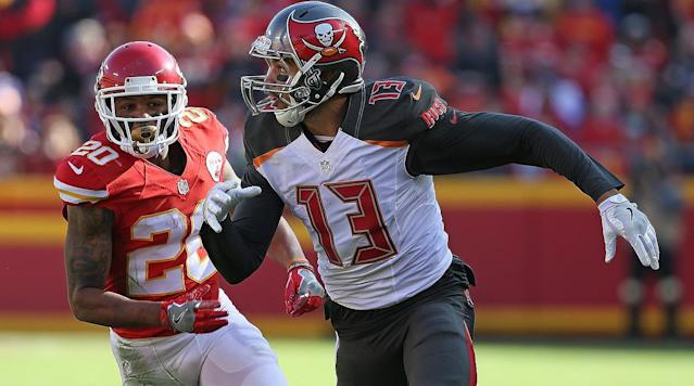 <p><strong>1. WR Mike Evans (39 points) T-2. WR DeSean Jackson (38) T-2. DT Gerald McCoy (38) 4. OT Donovan Smith (35) 5. RB Doug Martin (24) 6. LB Lavonte David (21) T-7. CB Vernon Hargreaves III (14) T-7. LB Kwon Alexander (14) T-9. LB Robert Ayers (13) T-9. TE O.J. Howard (13)</strong></p><p>A first in our polls: a player claiming the top spot for his team without actually being ranked No. 1 by any of the pollsters. The honor belongs to Mike Evans, who topped out with a pair of No. 2 votes (Feldman and Kaplan). He landed third (Vrentas), fourth (Single) and fifth (Jones) on the remaining ballots, and the cumulative points were enough to propel Evans past the three Bucs who did score first-place votes: Donovan Smith (Single and Vrentas), DeSean Jackson (Feldman and Jones), and Gerald McCoy (Kaplan).</p><p>Kaplan also handed rookie TE O.J. Howard his best finish, in fifth place. Howard saw his name listed on three of five ballots, but he was behind Evans, Jackson and Doug Martin on all of them.</p><p><strong>Eric Single defends his first-place vote for Donovan Smith:</strong> Jameis Winston has a wealth of shiny toys, but we won't be able to throw to any of them from his back. Smith's first two years at left tackle have been hit or miss—now there will be nowhere else to point to if the Buccaneers' offense doesn't start clicking.</p><p><strong>Other Buccaneers receiving votes: </strong>OL Ali Marpet (10 points); DT Chris Baker (seven); TE Cameron Brate, C Joe Hawley (three); S J.J. Wilcox, K Nick Folk, CB Brent Grimes (one).</p>