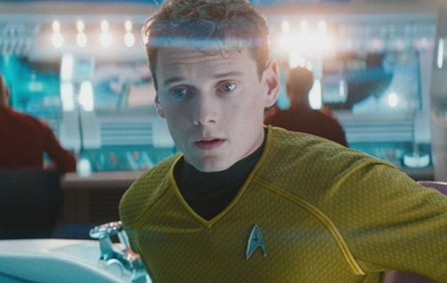 Anton portrayed the role of Chekov in three Star Trek films. Source: Paramount Pictures
