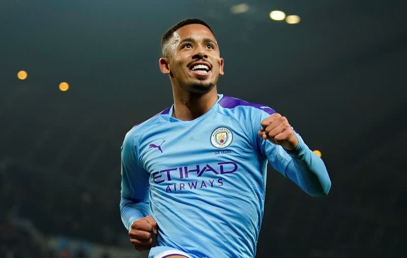 Jesus proves Manchester City can succeed without Aguero