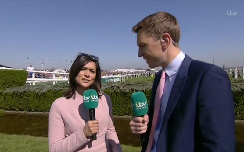 Lucy Verasamy and Oli Bell - Credit: ITV