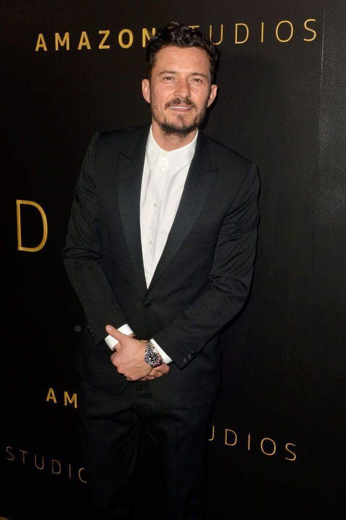"""<p>Orlando is a Capricorn and his <a href=""""https://www.cosmopolitan.com/entertainment/celebs/a21349741/katy-perry-orlando-bloom-relationship-timeline/"""" rel=""""nofollow noopener"""" target=""""_blank"""" data-ylk=""""slk:fiancée Katy Perry"""" class=""""link rapid-noclick-resp"""">fiancée Katy Perry</a> is a Scorpio...which means they're <em>super</em> compatible. </p>"""