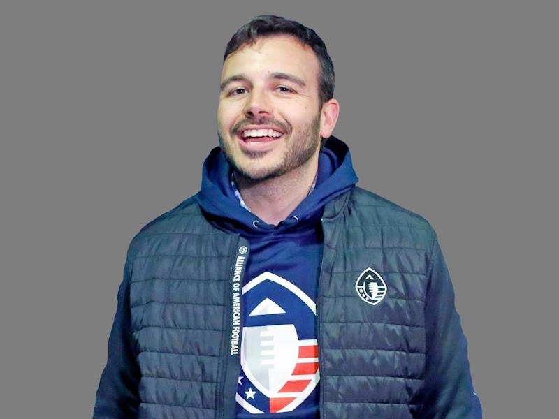 Charlie Ebersol, Alliance of American Football league co-founder and CEO, explained what went wrong with the AAF. (AP)