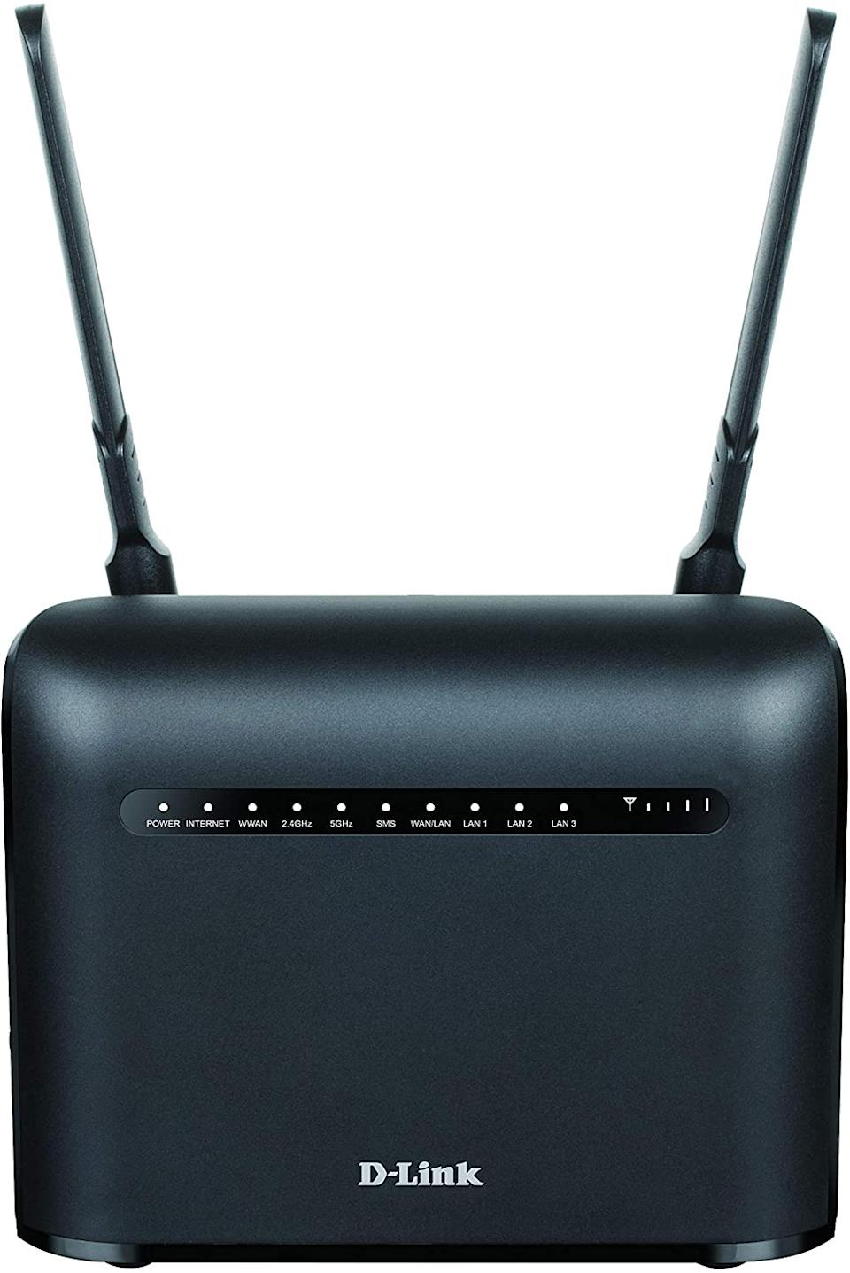 D-Link DWR-953V2 Router LTE Wireless AC1200 Cat4