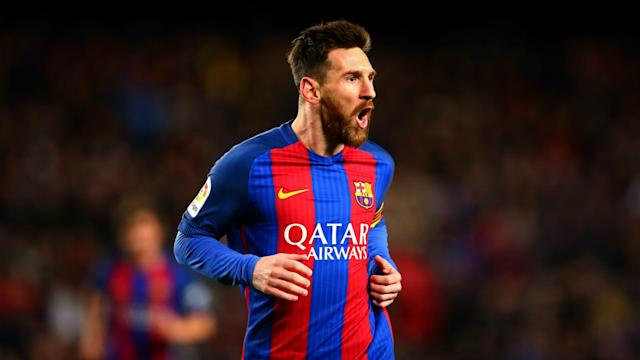 Lionel Messi reached another career milestone thanks to a double in Sunday's 3-2 LaLiga win over Real Madrid.