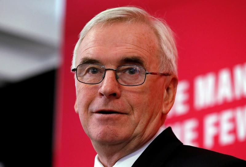 Labour plans tax on global firms' profits based on UK presence