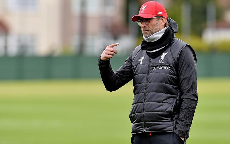 Liverpool manager Jürgen Klopp has said he has no respect for those who  have accused him of lacking a Plan B - Liverpool FC