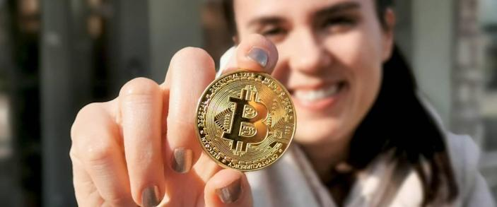 Paying with Bitcoin