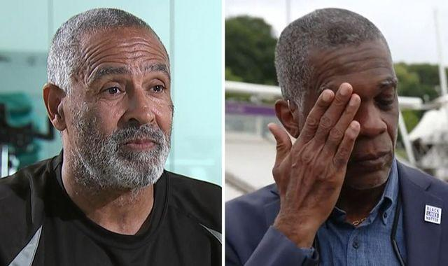 Olympics star Daley Thompson says cricket legend Michael Holding 'helped me understand' Black Lives Matter