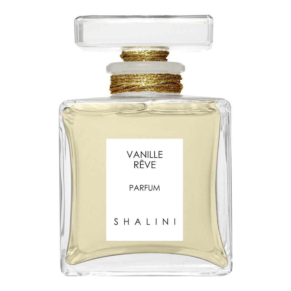 It's our summer and we'll wear a $500 vanilla perfume if we want to. Vanille Rêve may actually convince you that vanilla is summery scent considering Shalini has surrounded the star note with some of the most beloved and complementary tropical white florals, like tuberose, jasmine, and Tahetian gardenia. And that moment when you realize this is your new favorite fragrance? Priceless — or at the very least, $500.
