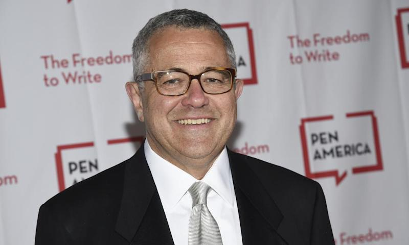 New Yorker suspends Jeffrey Toobin for allegedly masturbating on Zoom call