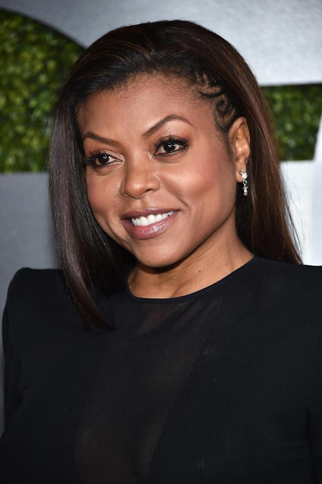 <p>Taraji P. Henson attends the <em>GQ</em> 20th Anniversary Men of the Year party at Chateau Marmont in 2015 in Los Angeles. (Photo: Mike Windle/Getty Images for GQ Magazine) </p>