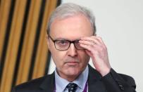 Lord Advocate Wolffe gives evidence at the Committee on the Scottish Government Handling of Harassment Complaints, in Edinburgh