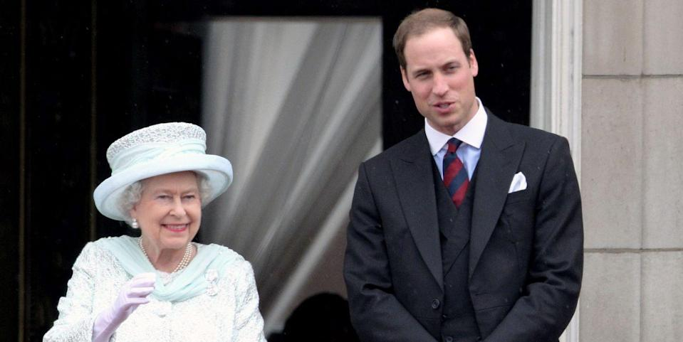 "The Queen Saved Prince William from a ""Breakdown"" After His Parents' Split"