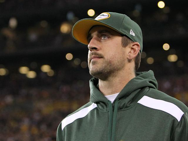 aaron rodgers hurt