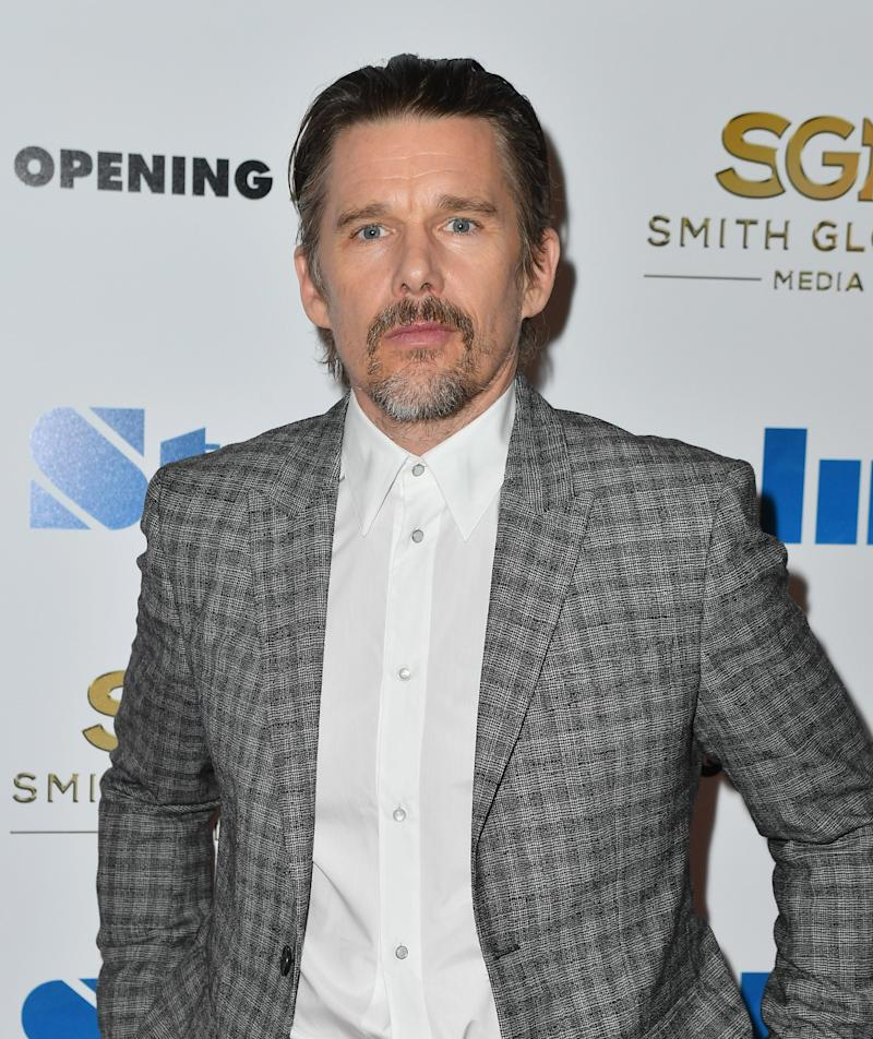 "Ethan Hawke On Raising A Daughter: ""If You Act All Scared of Her Sexuality, How Is She Supposed to Feel?"""