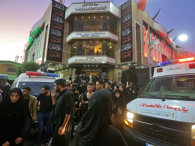 More than 30 dead, 100 wounded in Iraq's Karbala as stampede breaks out at Shiite shrine